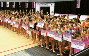 2015 Spring Fling Rhythmic Invitational March In