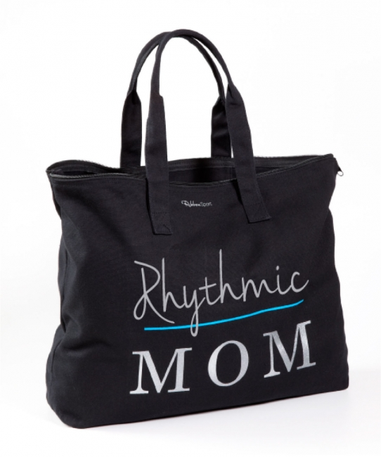 Rhythmic Mom </br> Canvas Tote