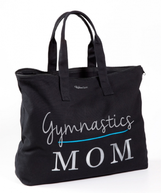 Gymnastics Mom </br> Canvas Tote