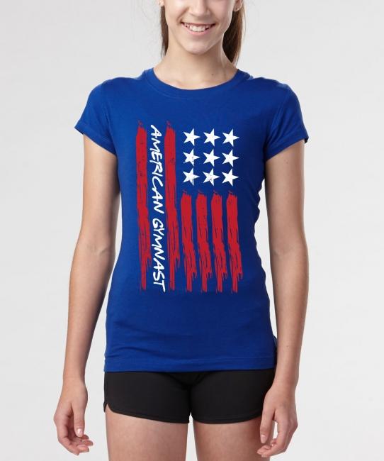 American Gymnast </br> Royal Soft Tee
