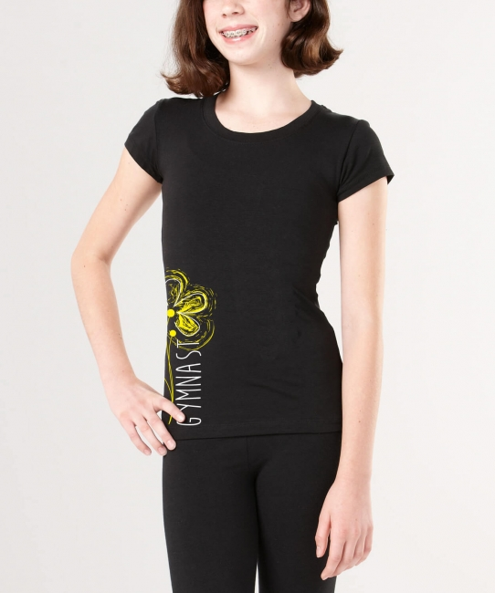 Gymnast Flower </br> Soft Tee