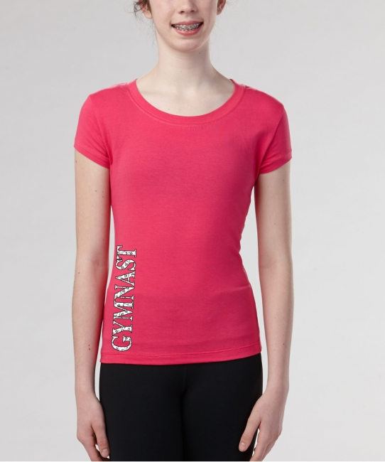 Gymnast Lace </br> Soft Tee