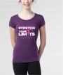 Stretch Your Limits </br> Purple Soft Tee