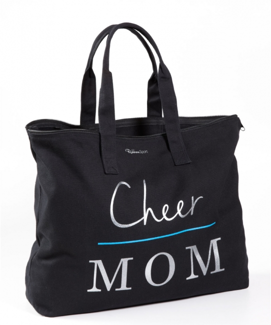 Cheer Mom </br> Canvas Tote