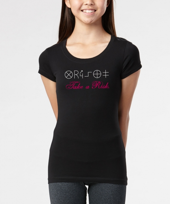 Take a Risk </br> Soft Tee