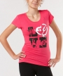 Dance Love Heart </br> Soft Tee