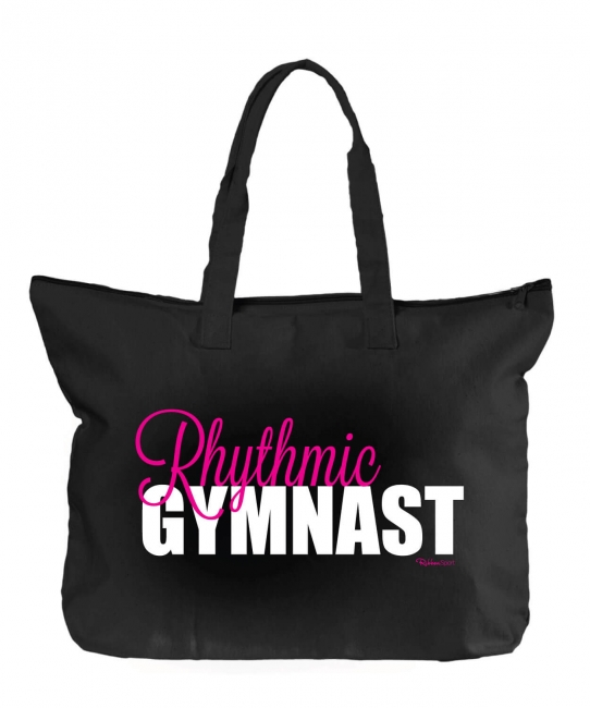 Rhythmic Gymnast </br> Canvas Tote