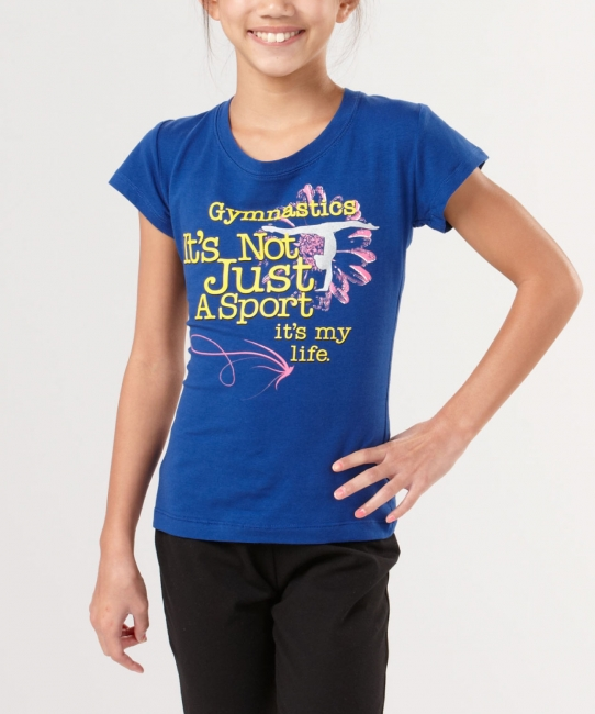 Not Just a Sport </br> Soft Tee