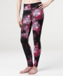 Christa Cosmos Pant</br> Black, Pink and Grey