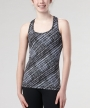 Classic Power Tank  </br>Grey & Black Moire