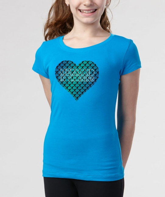Mermaid in Training </br> Soft Tee