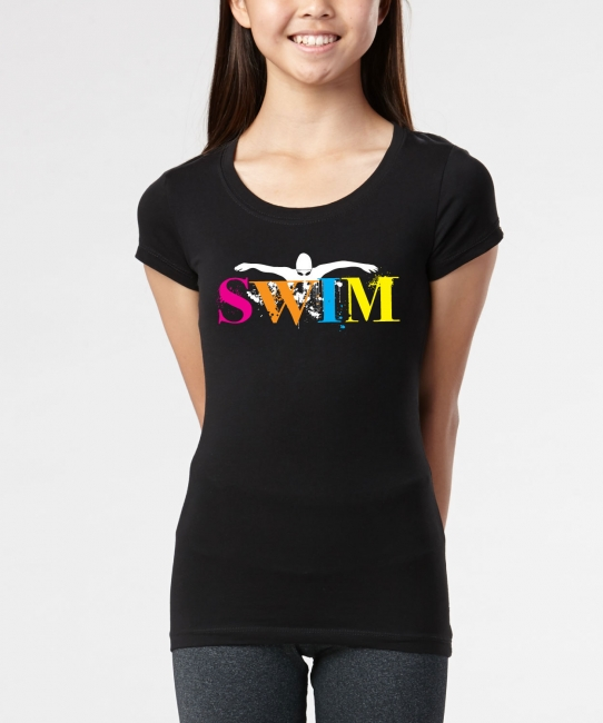 Swim Splash </br> Soft Tee
