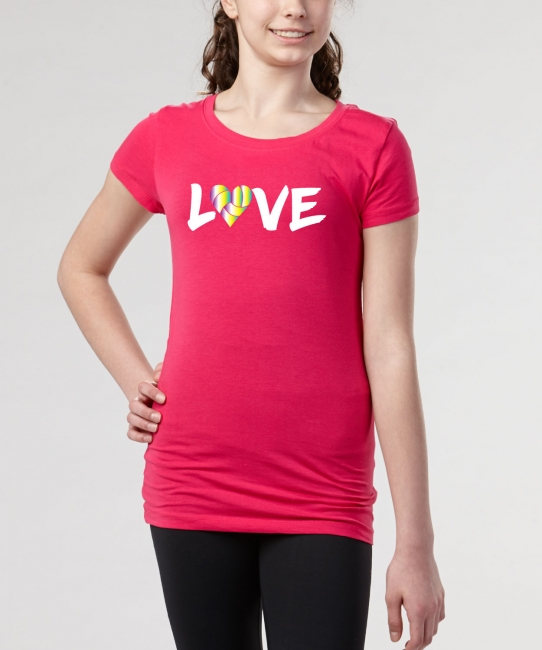 Volleyball Love </br> Soft Tee