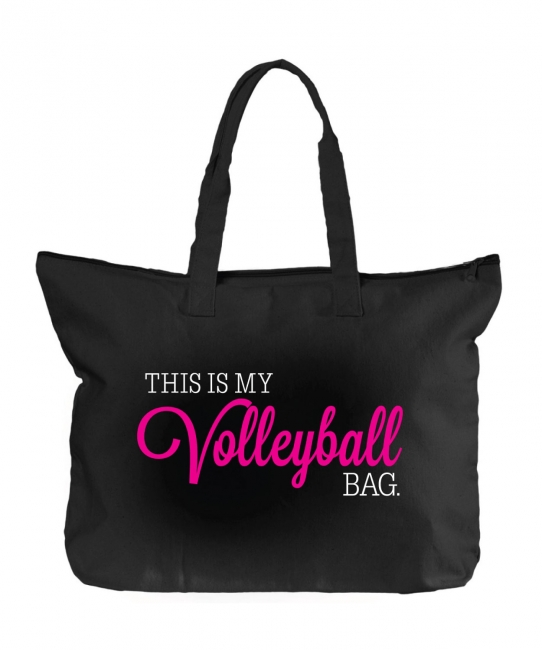My Volleyball Bag </br> Canvas Tote