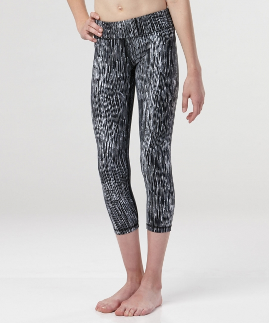 Libby Legging </br>Black and White