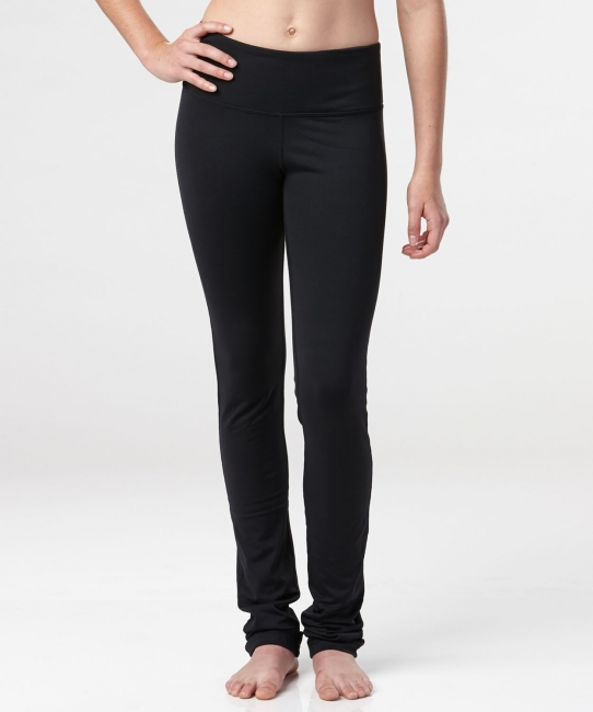 Beth Pant, Boot Cut </br> Solid Black