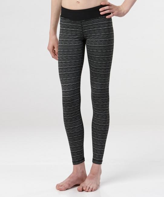 Rachel Legging</br>Black/White ZigZag