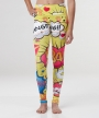 Pop Art Leggings</br> All-over Color Print
