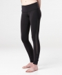 Juno Leggings</br> Raven Black & Mesh