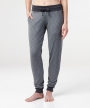 Siala Lounging Pants</br> Heather Charcoal