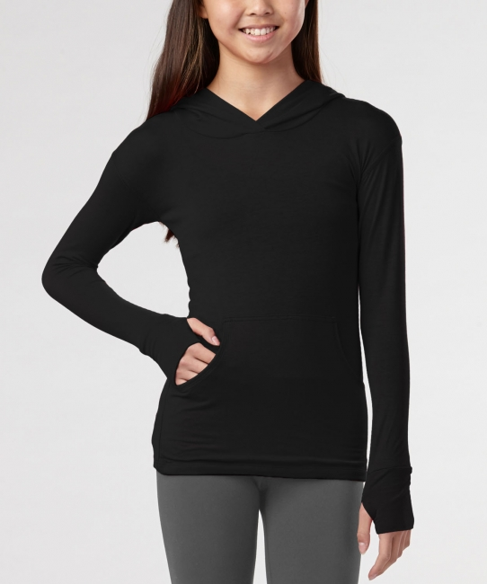 Hooded Sweatshirt</br> Black