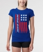 American Rhythmic Gymnast </br> Royal Soft Tee
