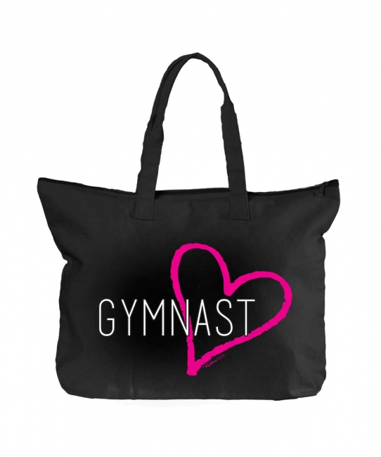 Gymnast </br> Canvas Tote