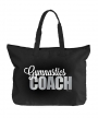 Gymnast Coach </br> Canvas Tote
