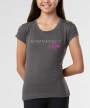 Gymnastics Mom </br> Charcoal Soft Tee