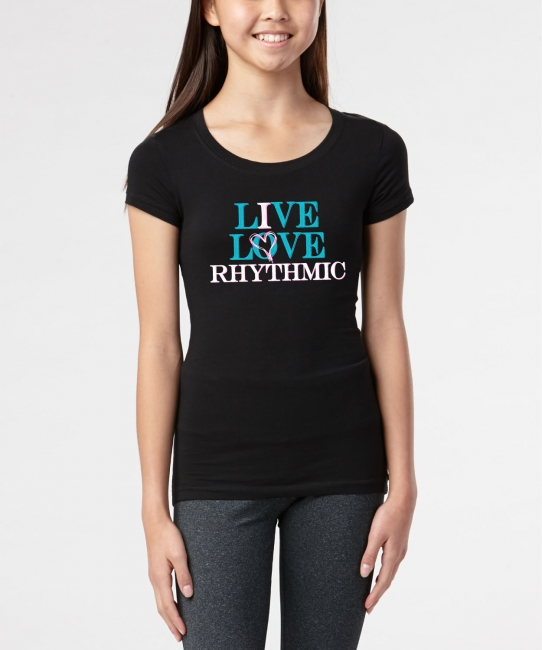 Live Love Rhythmic </br> Soft Tee
